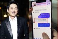 Xuân Lan hé lộ tình trạng hiện tại của danh hài Hoài Linh chỉ qua một tin nhắn