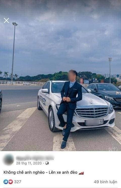 Lại có thêm hotboy tài chính xài chung 1 ô tô chụp ảnh, truyền đạt triết lý làm giàu-1