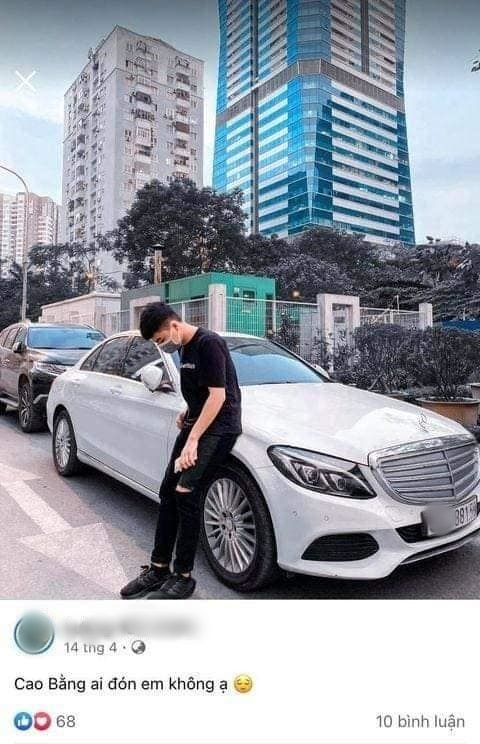 Lại có thêm hotboy tài chính xài chung 1 ô tô chụp ảnh, truyền đạt triết lý làm giàu-2