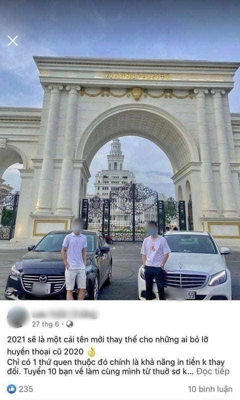 Lại có thêm hotboy tài chính xài chung 1 ô tô chụp ảnh, truyền đạt triết lý làm giàu-4