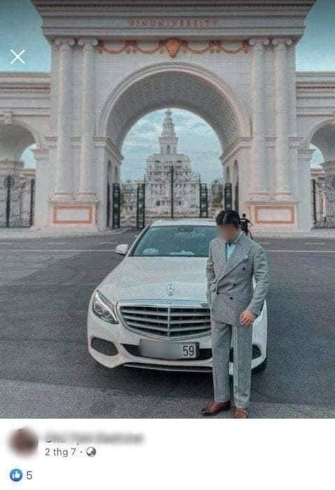 Lại có thêm hotboy tài chính xài chung 1 ô tô chụp ảnh, truyền đạt triết lý làm giàu-5