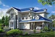 Những mẫu nhà 2 tầng vùng nông thôn đẹp suất sắc cho cuộc sống yên ả, thanh bình đáng mơ ước