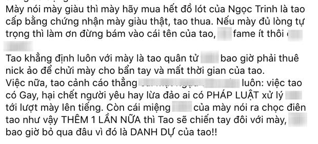 Cao Thái Sơn thách Nathan Lee làm 1 điều liên quan đến Ngọc Trinh để chứng tỏ độ giàu, sẵn sàng nhắc đến tin đồn đồng tính-1