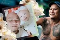 Anh Minh bán rau rơi nước mắt nói về con gái út: 'Nếu có một điều ước, chỉ ước con bé có thể ở với vợ chồng tôi thật lâu'