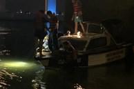 Nam nhân viên giao hàng nhảy cầu Thuận Phước tự tử