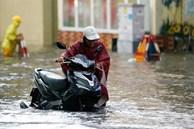 Hà Nội mưa lớn nhiều ngày