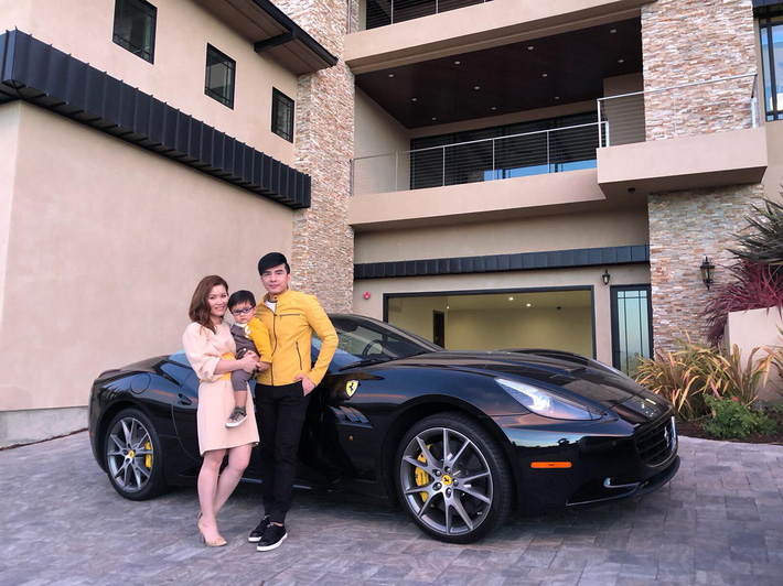 Trước khi vợ chồng Đan Trường ly hôn đã cùng sống ở biệt thự triệu đô đẹp như khách sạn 5 sao trên đất Mỹ-35