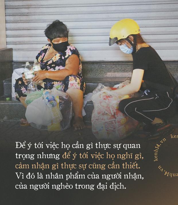 """Từ thiện và câu chuyện cách cho"""": Đừng ép người nghèo trả nghĩa tình"""" bằng nhân phẩm-1"""