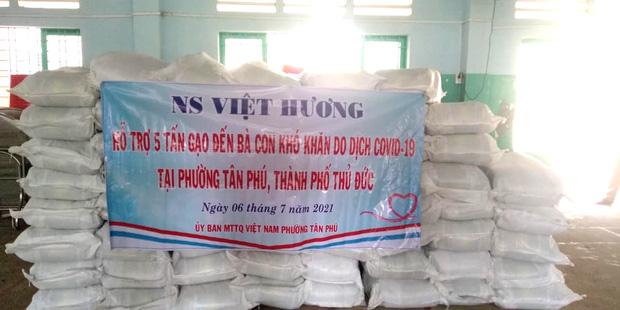 """Bị xỉa xói kinh doanh nghề từ thiện"""" giữa mùa dịch, Việt Hương đáp căng và sẵn sàng đối chất với cơ quan chức năng-2"""