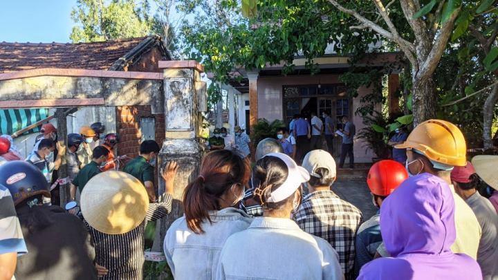 Bắt nghi phạm học lớp 9 sát hại thầy hiệu trưởng ở Quảng Nam-2