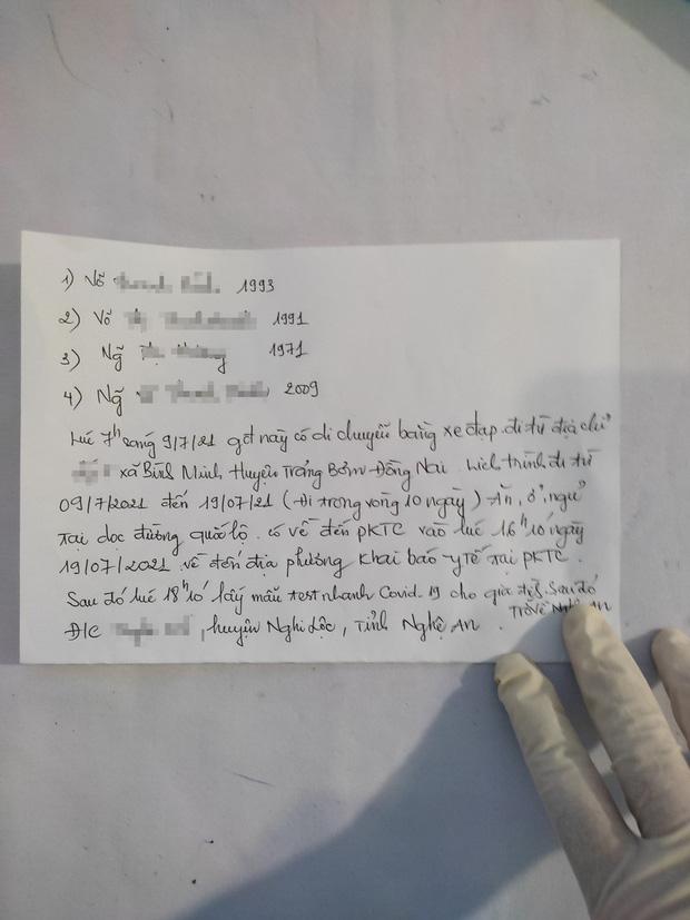 Thất nghiệp vì dịch COVID-19, 4 mẹ con đạp xe từ Đồng Nai về quê Nghệ An-2