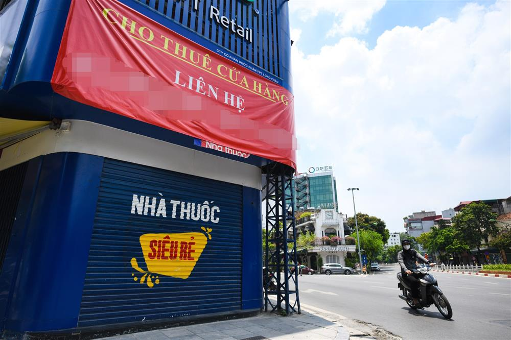 Hàng loạt nhà phố cổ Hà Nội treo biển cho thuê, bán nhà-2