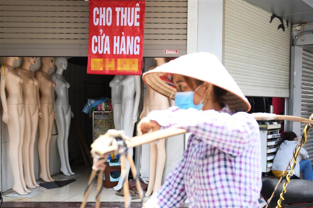 Hàng loạt nhà phố cổ Hà Nội treo biển cho thuê, bán nhà-7