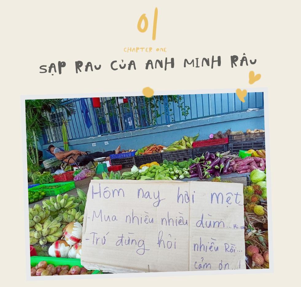 Sài Gòn giữa những ngày ngàn ca nhiễm: Người với người sống để thương nhau-1