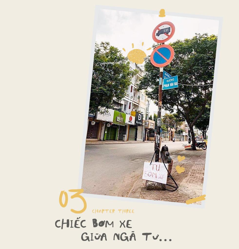 Sài Gòn giữa những ngày ngàn ca nhiễm: Người với người sống để thương nhau-9