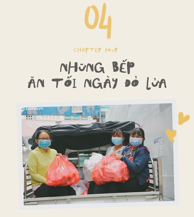 Sài Gòn giữa những ngày ngàn ca nhiễm: Người với người sống để thương nhau-11