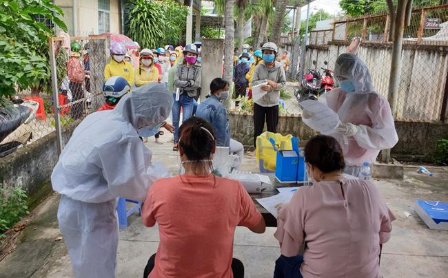 Đồng Nai ghi nhận 161 ca dương tính với SARS-CoV-2, phát hiện ổ dịch mới-1