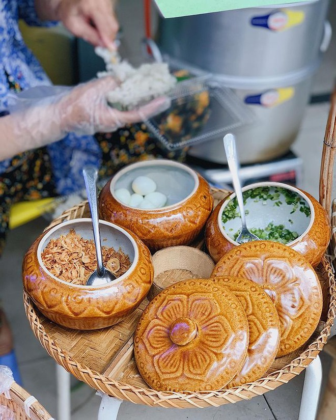 Món xôi nóng hổi ăn kèm của lạ, giá bình dân chỉ hơn cốc trà ở Nha Trang-6