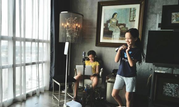 Diva Hồng Nhung hé lộ phòng ngủ của con, tiết lộ Tôm Tép tự sắp xếp đồ gọn gàng-6