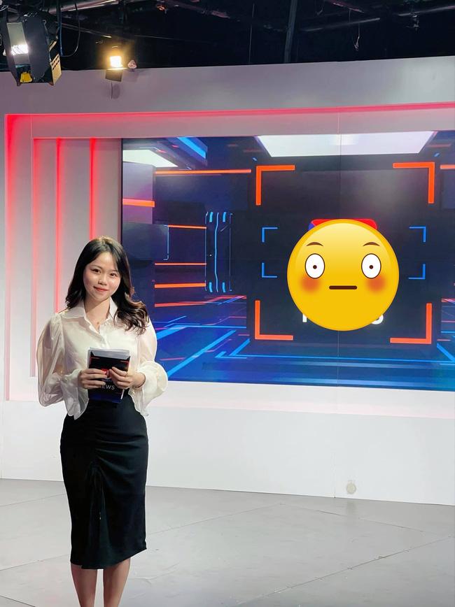 Xôn xao thông tin Huỳnh Anh - bạn gái cũ cầu thủ Quang Hải trở thành MC bản tin bóng đá!?-1