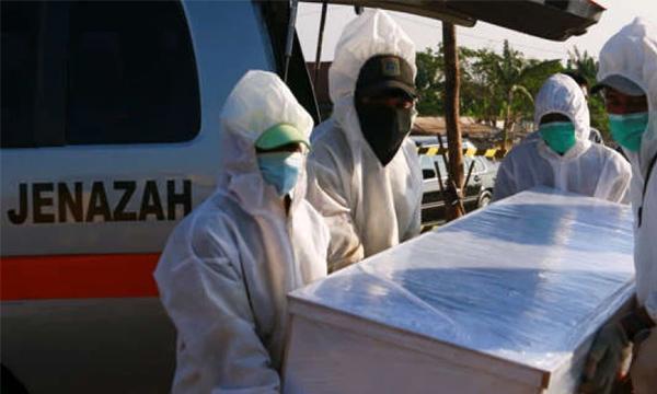 Thảm kịch Covid-19 ở Indonesia: Hệ thống y tế quá tải, nhiều người nằm chờ chết ở nhà-1