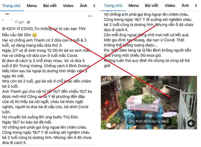 Sự thật clip đám tang không người đưa tiễn vì Covid-19 ở Sài Gòn-1