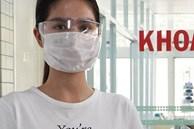 Ngọc Trinh đích thân đến Bệnh viện Chợ Rẫy quyên góp máy ép tim trị giá 500 triệu hỗ trợ chống dịch Covid-19
