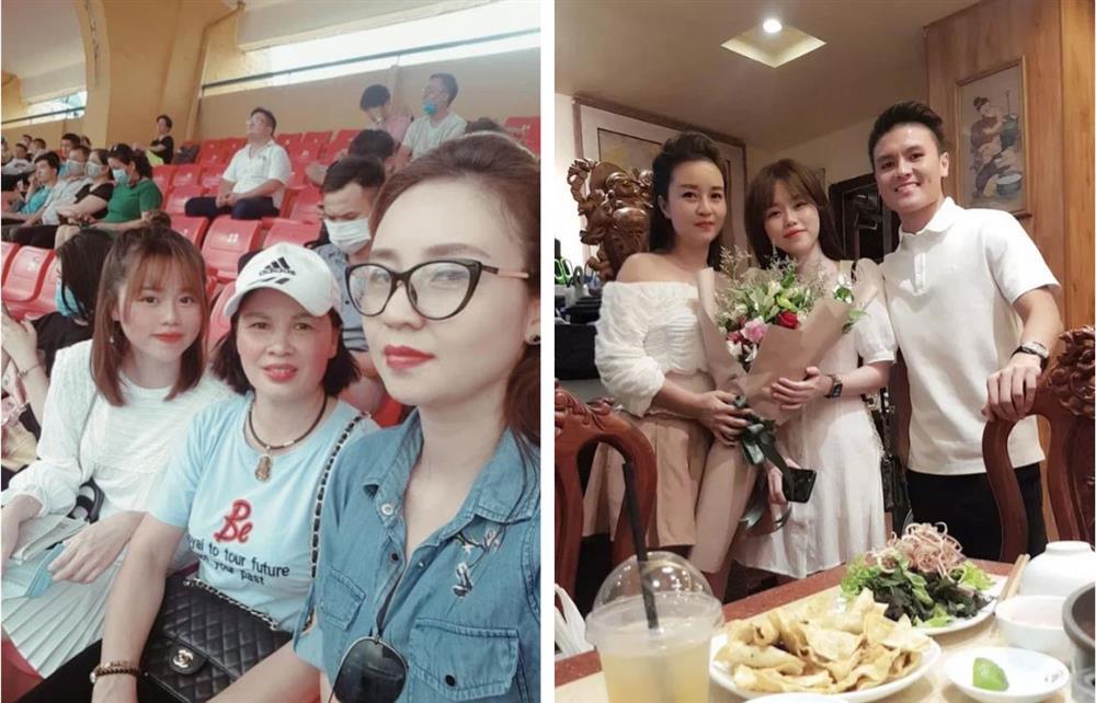 Mẹ nuôi Quang Hải công khai ủng hộ Huỳnh Anh làm BTV thể thao, nói gì mà nhắc đến cả quá khứ?-4