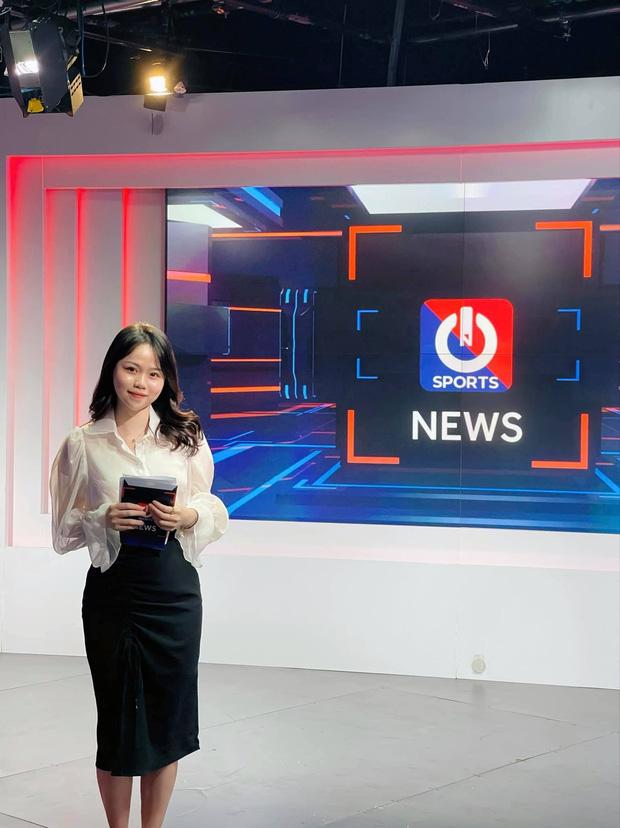 Mẹ nuôi Quang Hải công khai ủng hộ Huỳnh Anh làm BTV thể thao, nói gì mà nhắc đến cả quá khứ?-1
