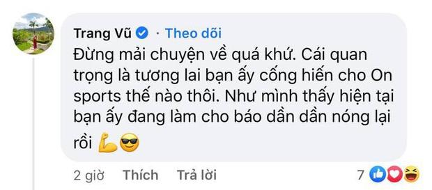 Mẹ nuôi Quang Hải công khai ủng hộ Huỳnh Anh làm BTV thể thao, nói gì mà nhắc đến cả quá khứ?-2