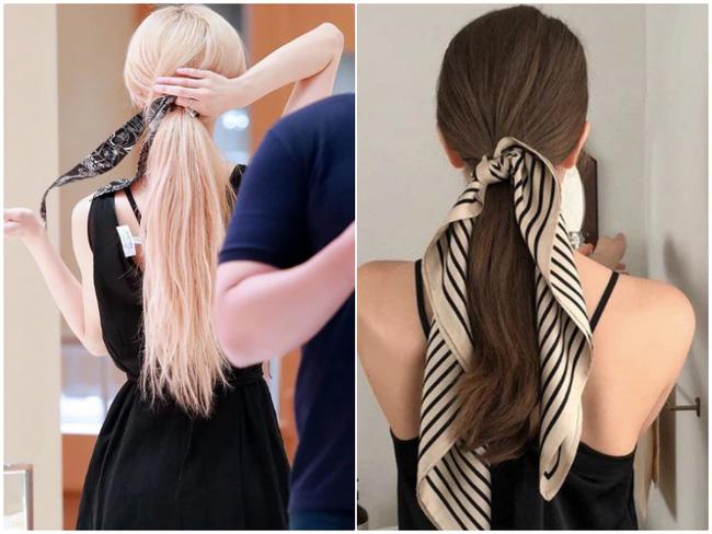 3 kiểu tóc Pháp mà idol Kpop mê mẩn: Tóc tết, buộc hay búi đều thêm phụ kiện siêu xinh-1
