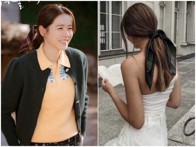 3 kiểu tóc Pháp mà idol Kpop mê mẩn: Tóc tết, buộc hay búi đều thêm phụ kiện siêu xinh-2