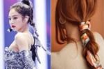 3 kiểu tóc Pháp mà idol Kpop mê mẩn: Tóc tết, buộc hay búi đều thêm phụ kiện siêu xinh