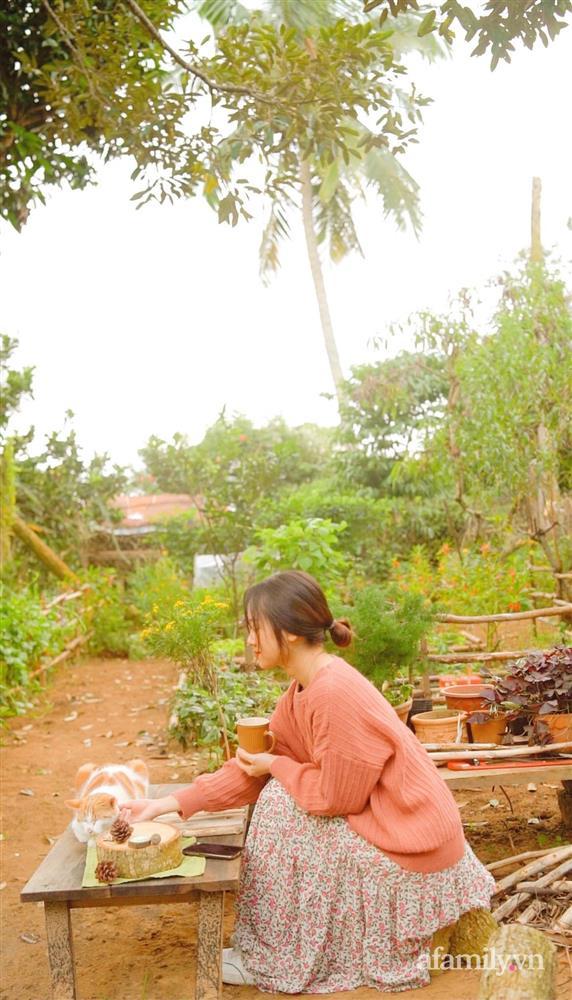 Cuộc sống yên bình bên khu vườn 2000m² sau hai năm bỏ phố về quê của cặp vợ chồng 9X-22