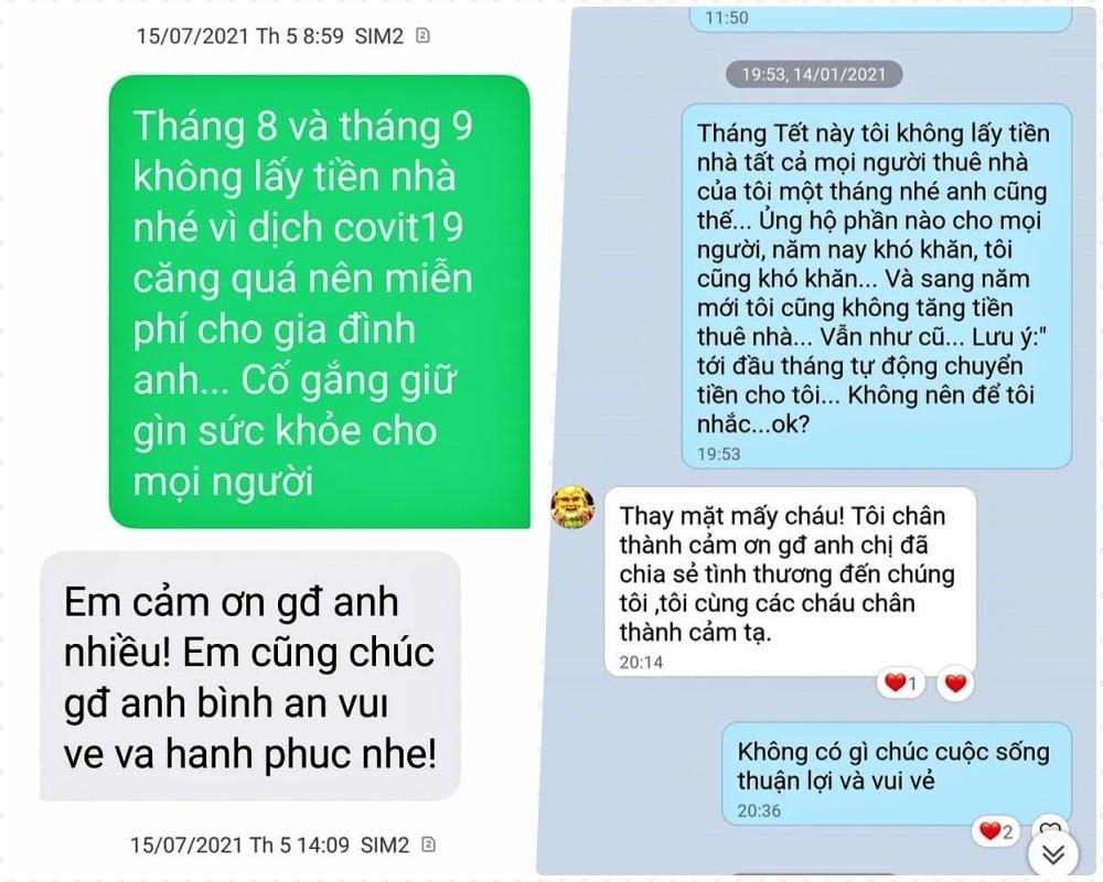 Bán rau đột biến miễn phí, Minh Râu Đồng Nai lại nhắn tin nức lòng người-2