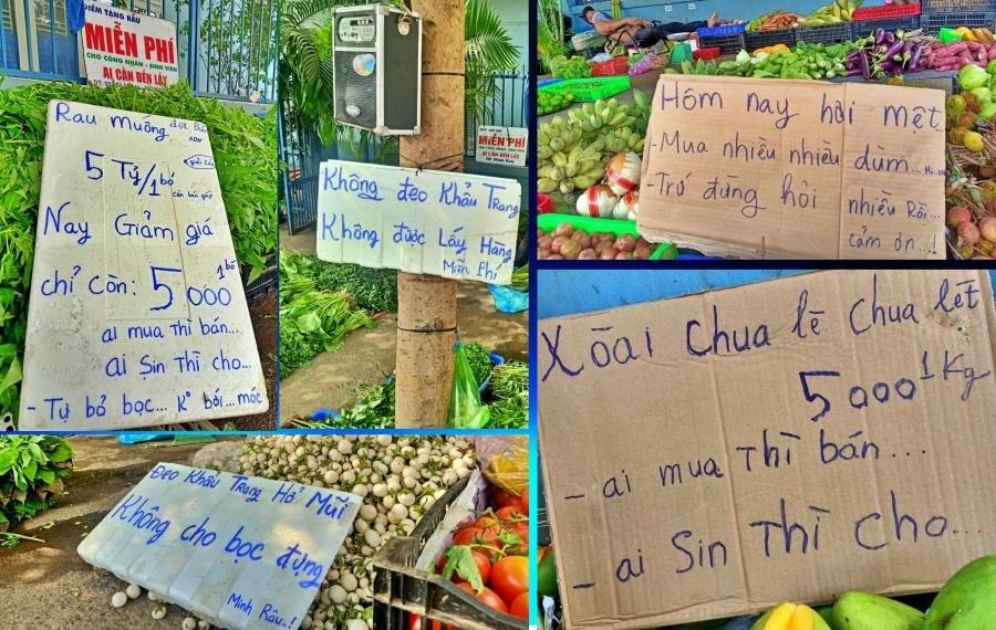 Bán rau đột biến miễn phí, Minh Râu Đồng Nai lại nhắn tin nức lòng người-4