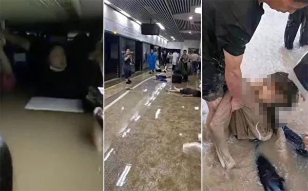 Vợ mất liên lạc trên chuyến tàu tử thần, người đàn ông tìm kiếm suốt đêm, chiều hôm sau bàng hoàng nhận ra thi thể vợ trong bệnh viện-2