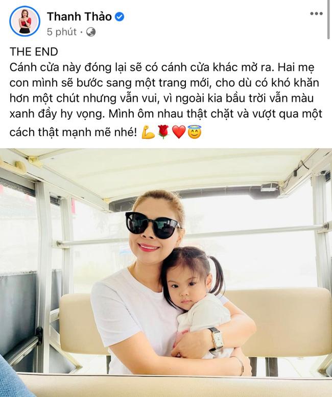 Thanh Thảo dùng đúng 3 từ để trả lời về nghi vấn ly hôn ông xã Việt kiều-1