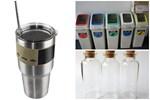 5 sự thay thế tại nhà giúp bạn giảm sử dụng nhựa để bảo vệ môi trường