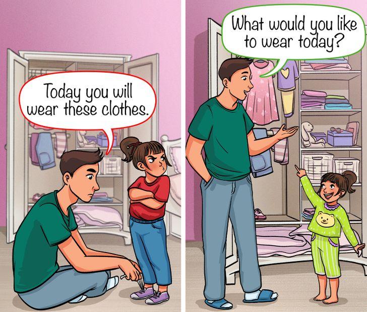 Để trẻ luôn độc lập, tự tin vào bản thân cha mẹ hãy áp dụng ngay những mẹo đơn giản mà hiệu qủa vô cùng này-4