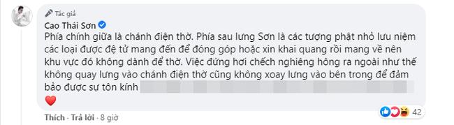 Cao Thái Sơn bị ném đá vì hành động phản cảm-4
