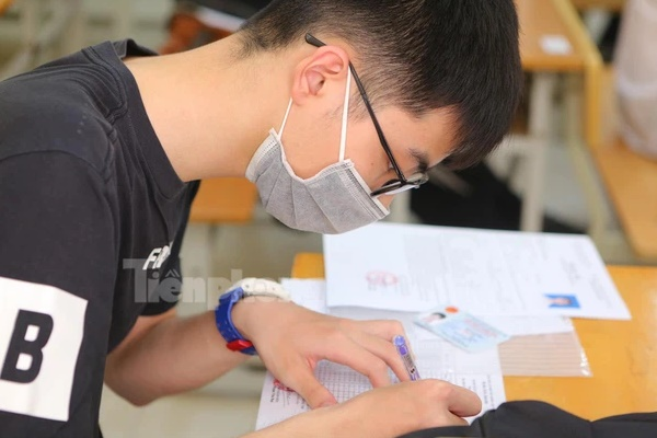 Nhiều trường cho thí sinh xác nhận nhập học trực tuyến để phòng dịch COVID-19-1