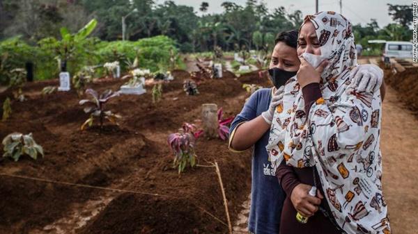 Toàn cảnh cơn khủng hoảng đang xảy ra ở Indonesia - tâm dịch mới của cả châu Á: Một địa ngục Covid-19 mới đang xuất hiện?-3