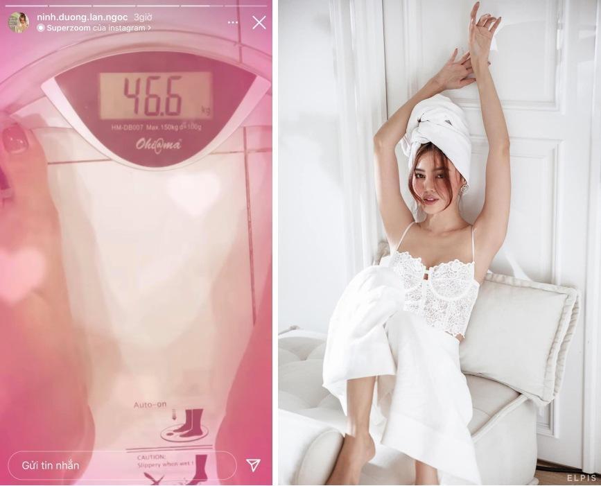 Cân nặng sao Việt mùa giãn cách: Người sụt 2 kí, người khóc thét tăng 5 kg-5