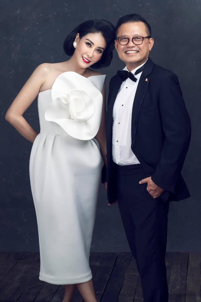 """Hà Kiều Anh kỉ niệm 14 năm ngày cưới sau ồn ào công chúa triều Nguyễn, visual cả nhà đỉnh chóp"""" nhưng có 1 điều gây tiếc nuối!-2"""