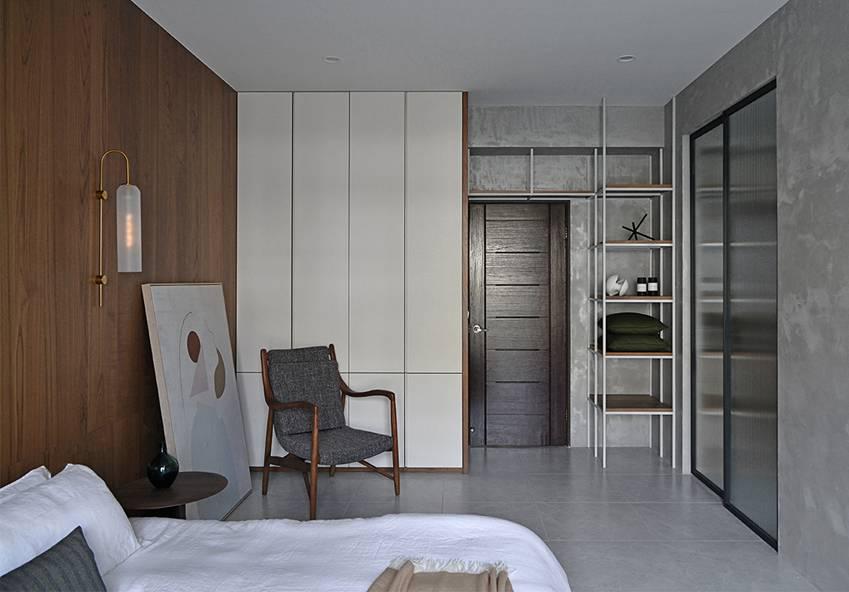 Ngôi nhà 60m2 có 3 thế hệ cùng sinh sống: Thiết kế lạ không giống khuôn mẫu thông thường, phòng bếp độc đáo trông như một hang động thu nhỏ-9