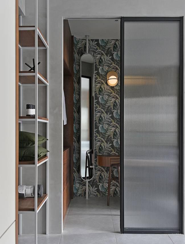 Ngôi nhà 60m2 có 3 thế hệ cùng sinh sống: Thiết kế lạ không giống khuôn mẫu thông thường, phòng bếp độc đáo trông như một hang động thu nhỏ-10