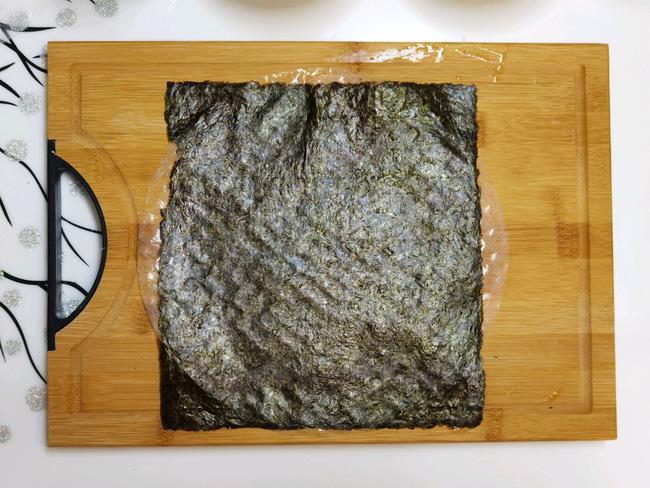 Snack rong biển trứng muối siêu hot không ngờ làm dễ vậy - mai cuối tuần trổ tài ngay-2