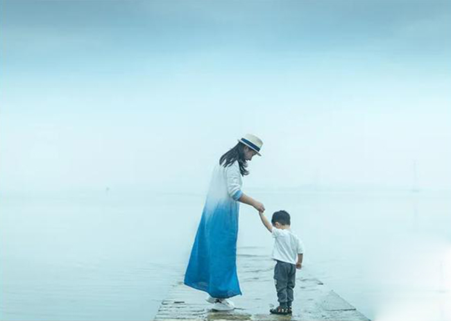 Những cuộc đối thoại kinh điển tuyệt vời giữa một người mẹ và cậu con trai - Dạy con từ những câu chuyện bình dị nhất-1