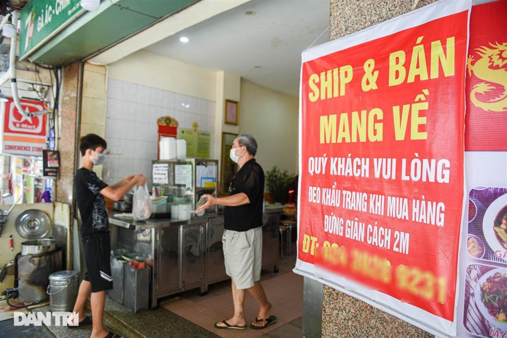 Cảnh cửa đóng then cài, đìu hiu ở phố ẩm thực không ngủ Hà Nội-3